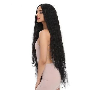 Accessories - 42 Inch Lace Front Wavy Wig